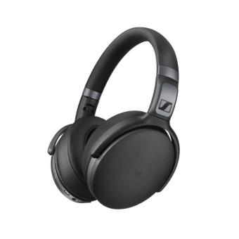 Headset HD 4.40 Bluetooth Draadloos Zwart