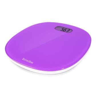 Pèse personne électronique Terraillon Pop Violet