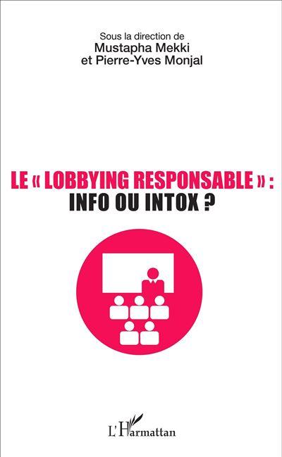 Le lobbying responsable