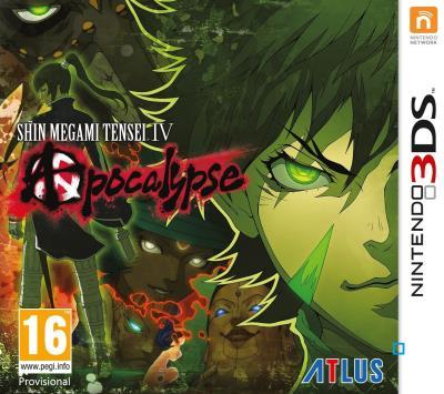 Shin Megami Tensei IV : Apocalypse 3DS