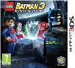 Lego Batman 3 Au delà de Gotham 3DS