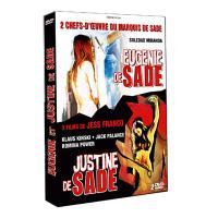 Eugénie de Sade, Justine de Sade DVD