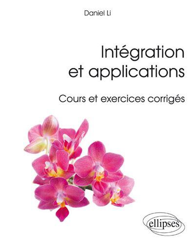 Intégration et applications