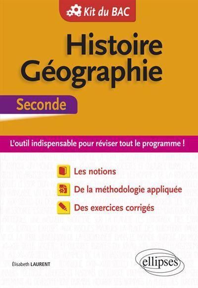 Histoire Géographie 2de