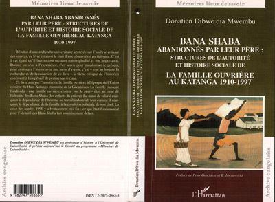 Bana Shaba abandonnés par leur père