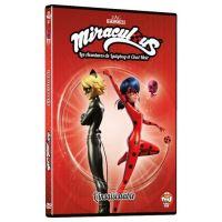 Miraculous, les aventures de Ladybug et Chat Noir Volume 10 L'insaisissable DVD