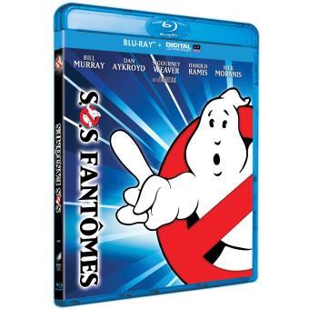 S.O.S. FantômesS.O.S. Fantômes Blu-ray