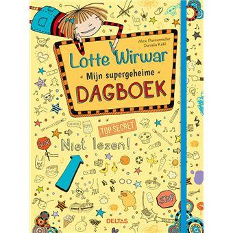 Lotte Wirwar Mijn supergeheime dagboek