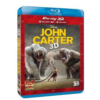 John Carter - Combo Blu-Ray 3D