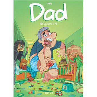 Dad Tome 3 Les Nerfs A Vif