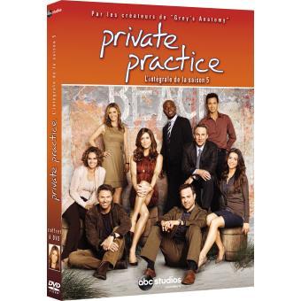 Private PracticeCoffret intégral de la Saison 5 DVD