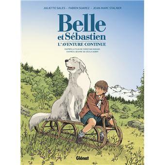 Belle et SébastienBelle et Sébastien - L'Aventure Continue