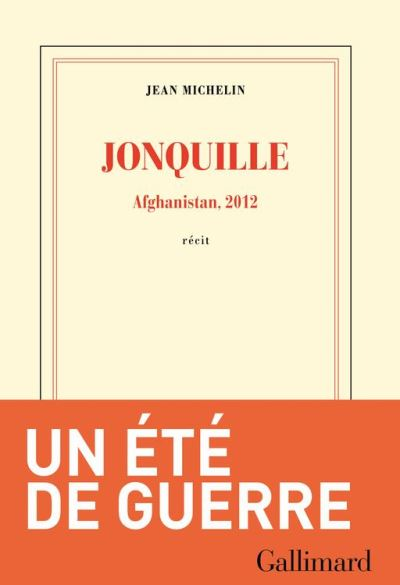 Jonquille. Afghanistan, 2012 - 9782072738654 - 14,99 €