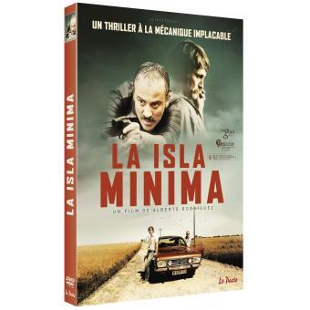 La isla minima DVD