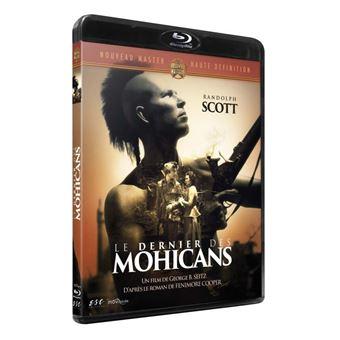 Le Dernier des Mohicans : Sagamore le Mohican Blu-ray