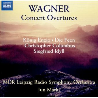 CONCERT OVERTURES NOS. 1 AND 2