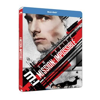 Mission : Impossible  Les FilmsMission : Impossible Steelbook Blu-ray