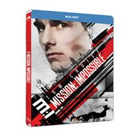 Mission : Impossible Steelbook Blu-ray