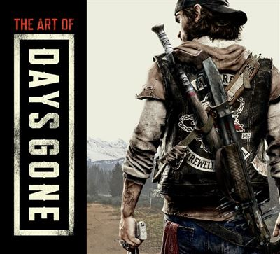 The Art of Days Gone - 9781506710174 - 25,73 €