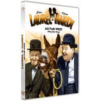 Laurel et Hardy au Far West
