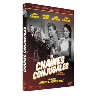 Chaînes conjugales DVD