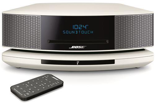 Micro Chaîne Bose Wave Music System IV + Socle SoundTouch Blanc - Chaîne hi-fi. Achetez en ligne parmi un grand choix de produits high-tech. Remise permanente de 5% pour les adhérents.