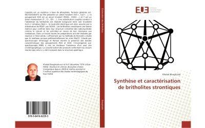 Synthèse et caracterisation de britholites strontiques