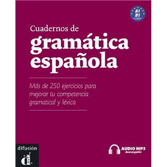 Cuadernos gramatica española a1 b1