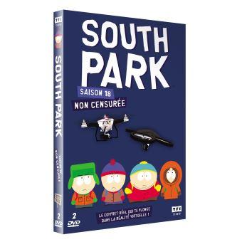 South ParkSouth Park Saison 18 DVD