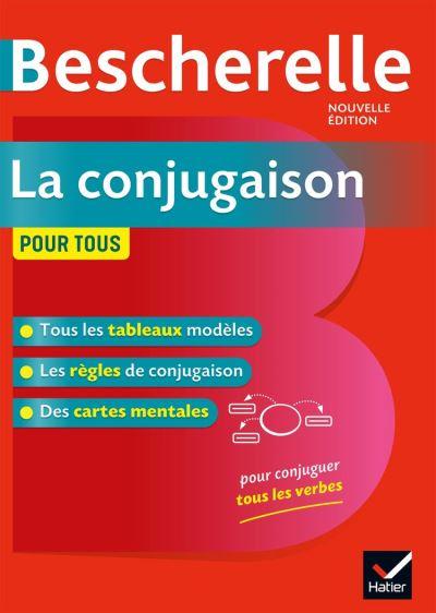 Bescherelle La conjugaison pour tous - 9782401056503 - 6,99 €