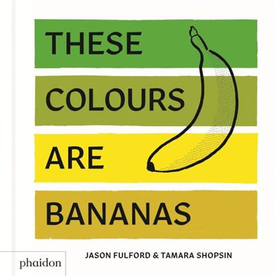 These colors are bananas