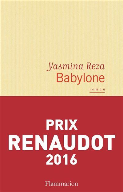 Babylone - 9782081394094 - 6,99 €