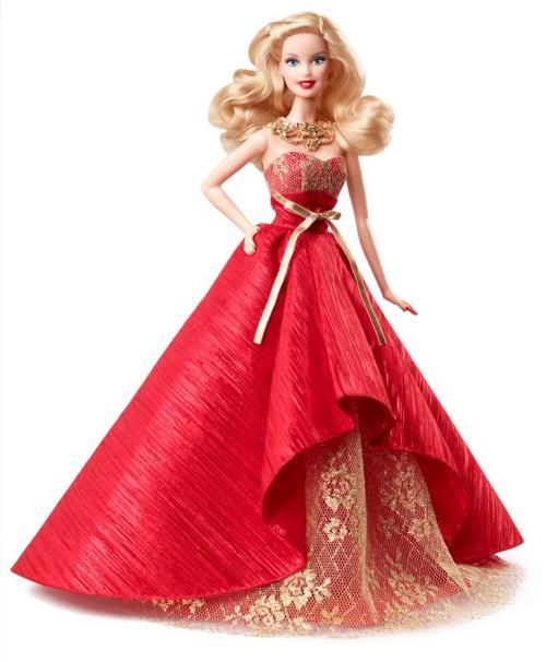 Barbie Joyeux Noel Poupée Barbie Joyeux Noël   Poupée   Achat & prix | fnac