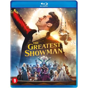 Greatest showman-BIL-BLURAY