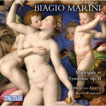 MADRIGALIE ET SYMFONIE OP.II/2CD