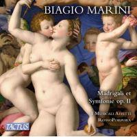 Madrigalie et symfonie op 2