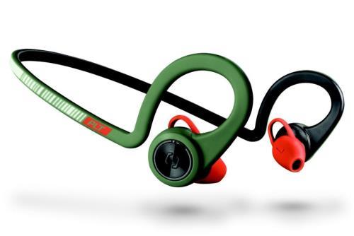 Ecouteurs Plantronics BackBeat Fit Vert