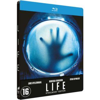 Life(2017) - Nl/Fr - Bluray 4K Steelbook
