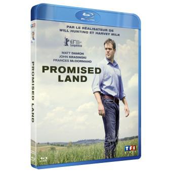 Promised Land Blu-Ray