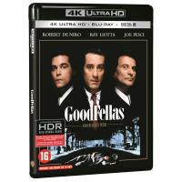 Les Affranchis Blu-ray 4K Ultra HD