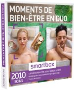 SMAR Coffret cadeau Smartbox Moments de bien-être en duo