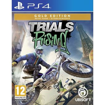 TRIALS RISING GOLD EDITION FR/NL PS4