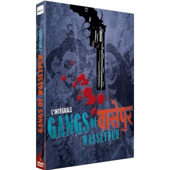 Gangs of Wasseypur - Coffret des Parties 1 & 2 - DVD