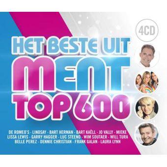 Het Beste Uit Ment Top 600 | 4CD