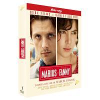 Marius- Fanny Coffret 2 Blu-Ray