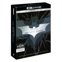 Coffret The Dark Knight La Trilogie Blu-ray 4K Ultra HD