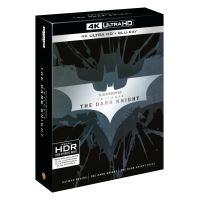 Coffret The Dark Knight La Trilogie Blu-ray 4K Ultra HD
