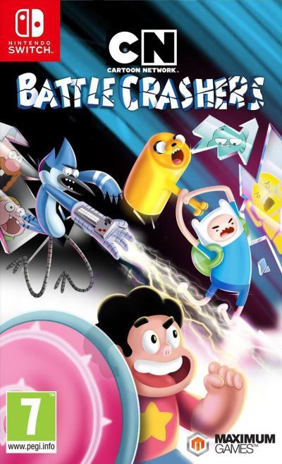 Cartoon Network Battle Crasher Nintendo Switch