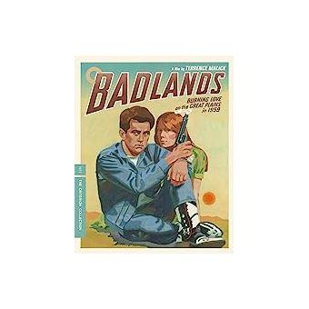 Criterion collection badlands