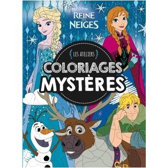 La Reine Des Neiges Reine Des Neiges Les Ateliers Disney